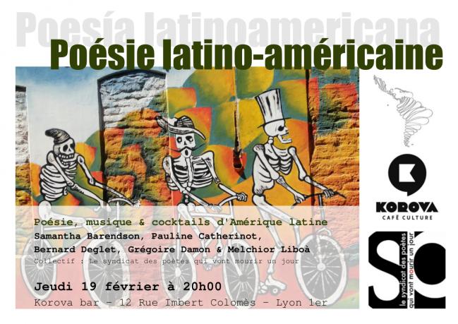 Affiche korova latine 1