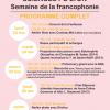 Affiche programme complet