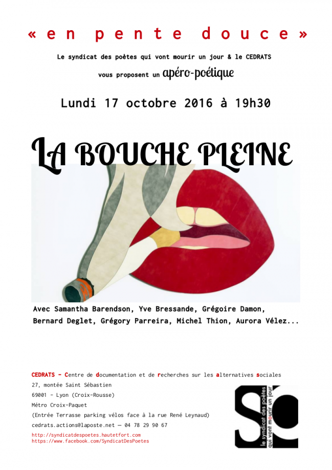 Apero poetique octobre 2016 cedrats 1