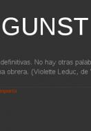 Gunst 1
