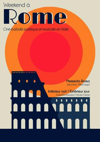Weekend a rome a8