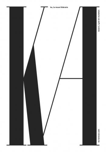 Ka magazine litteraire extrait couv
