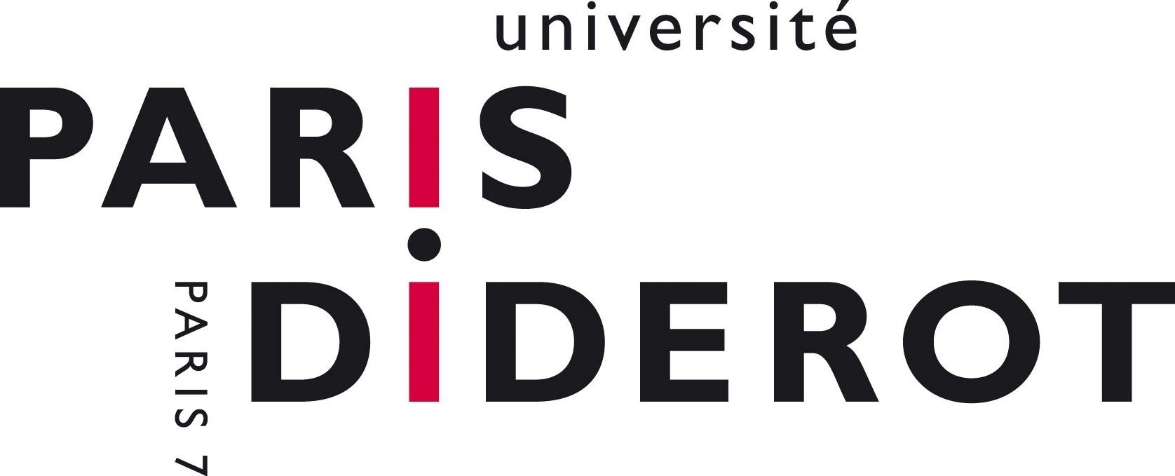 Logo of paris diderot university