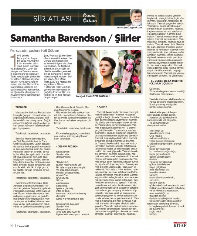 Samantha barendson s i i r atlasi 07052020 cumhuriyetki tap